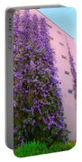 Wisteria Attacks Portable Battery Charger