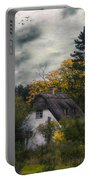 Witch Cottage Portable Battery Charger
