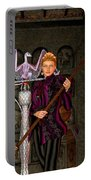 Witch Ritual Portable Battery Charger