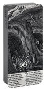 Witches Sabbath, 1630 Portable Battery Charger