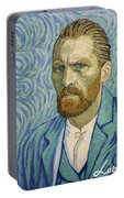 With A Handshake - Your Loving Vincent Portable Battery Charger