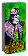 Wizard Of Oz Flying Monkey Portable Battery Charger