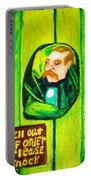 Wizard Of Oz Gate Keeper  Portable Battery Charger