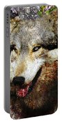 Wolf Art Version 8 Portable Battery Charger