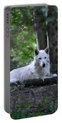 Wolf Greeting Portable Battery Charger