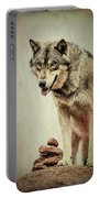 Wolf Wonder Portable Battery Charger