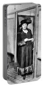Woman: Voting, 1920 Portable Battery Charger