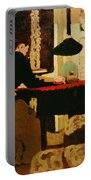 Women By Lamplight Portable Battery Charger