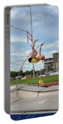 Womens Pole Vault 2 Portable Battery Charger