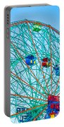 Wonder Wheel Amusement Park 1 Portable Battery Charger