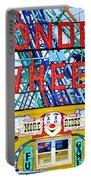 Wonder Wheel Amusement Park 10 Portable Battery Charger
