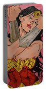 Wonder Woman Portable Battery Charger