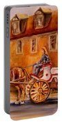 Wonderful Carriage Ride Portable Battery Charger