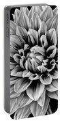 Wonderful Graphic Dahlia Portable Battery Charger