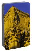 Wonderful Palace Of Fine Arts Portable Battery Charger