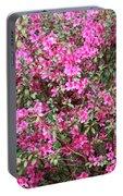 Wonderful Pink Azaleas Portable Battery Charger