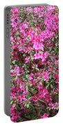 Wonderful Pink Azaleas Portable Battery Charger