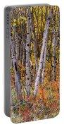 Wonderful Woods Wonderland Portable Battery Charger