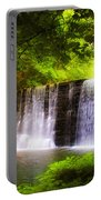 Wondrous Waterfall Portable Battery Charger