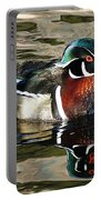 Wood Duck 1 Portable Battery Charger