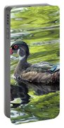 Wood Duck Portable Battery Charger
