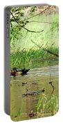 Wood Duck Mates Portable Battery Charger