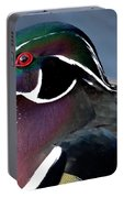 Wood Duck On The Delaware - 27fullsizerender Portable Battery Charger