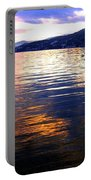 Wood Lake Reflections Portable Battery Charger