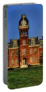 Woodburn Hall In Morning Portable Battery Charger