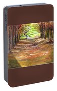 Wooded Sanctuary Portable Battery Charger