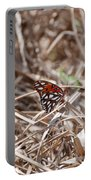 Wooden Butterfly Portable Battery Charger