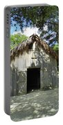Wooden Mission Of Nombre De Dios Portable Battery Charger
