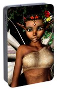 Woodland Fairy  Portable Battery Charger
