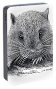 Woodland Jumping Mouse Portable Battery Charger