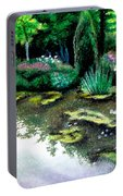 Woodland Mystery Portable Battery Charger