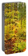 Woodland Panorama Portable Battery Charger