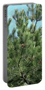 Woodland Pines Portable Battery Charger