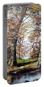 Woodland Pond  Portable Battery Charger