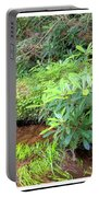 Woodland Stream Forest Interior Portable Battery Charger