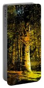 Woodland Tapestry Portable Battery Charger