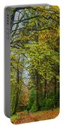 Woodland Walks #1 Portable Battery Charger