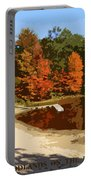 Woodlands On The Lake Portable Battery Charger
