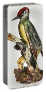 Woodpecker Red Heads Portable Battery Charger