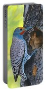 Woodpecker Portable Battery Charger