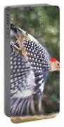 Woodpecker Wings Portable Battery Charger