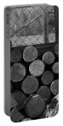 Woodpile Portable Battery Charger