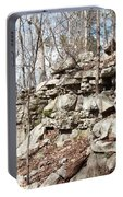 Woods Of Lake Guntersville Portable Battery Charger