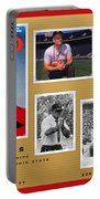 Woody Hayes Legen Five Panel Portable Battery Charger