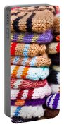 Wool Socks Portable Battery Charger