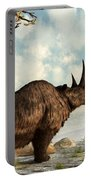 Woolly Rhino Portable Battery Charger